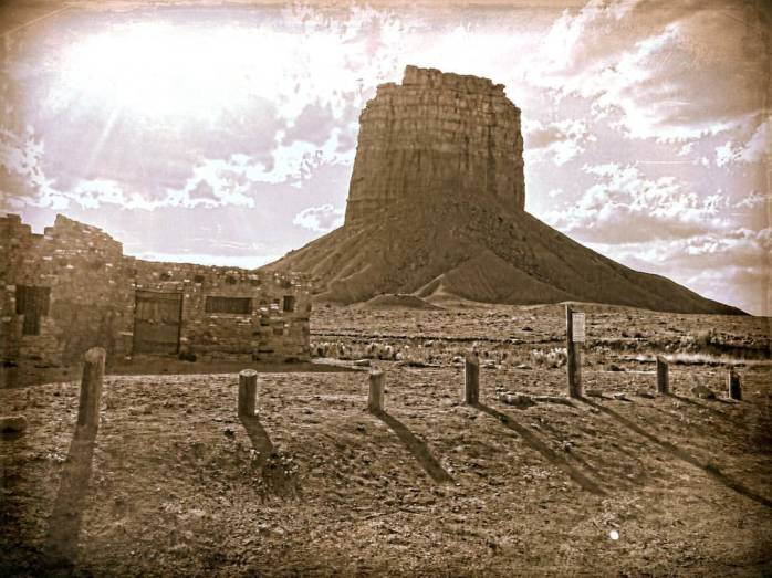 Chimney Rock, Ute Indian Mountain Reservation, Cortez, Colorado