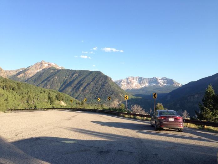 Telluride Colorado Overlook