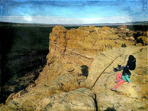 El Malpais National Monument, Grants, New Mexico
